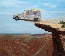 Eric Joyner: Tarsus Bondon Dot. Special Delivery. Photo Courtesy of Cory Helford Gallery.