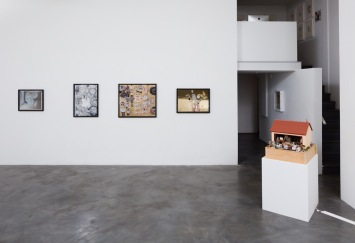 Nancy Buchanan. Consumption. Charlie James Gallery. Photo Courtesy of the gallery.