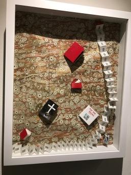 Nancy Buchanan. Consumption. Charlie James Gallery. Photo Credit Genie Davis.