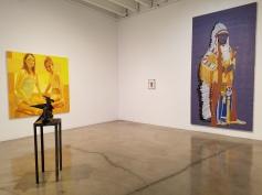Peggy Phelps Gallery. Green Light Exhibiton. Claremont Graduate University MFA Open Studios. Photo Credit Jacqueline Bell Johnson.