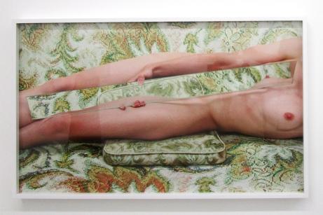Heather Rasmussen - Untitled (Segmenting with mirror #1). ACME Gallery. Photo Credit Patrick Quinn.