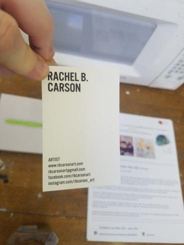 Rachel Carson. Claremont Graduate University MFA Open Studios. Photo Credit Jacqueline Bell Johnson.