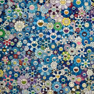 Takashi Murakami. The Marciano Art Foundation. Photo Credit Stephen Levey.