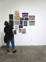 Tomory Dodge - Selected Works, South Wall. ACME Gallery. Photo Credit Patrick Quinn.
