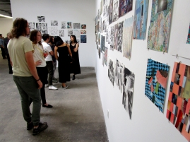 Tomory Dodge - Selected Works. ACME Gallery. Photo Credit Patrick Quinn.
