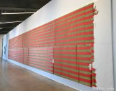 Wade Guyton. The Marciano Art Foundation. Photo Credit Stephen Levey.