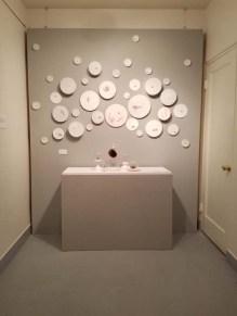Terry Arena. Not Just Bees. Carnegie Art Museum Studio Gallery. Photo Credit Kristine Schomaker.