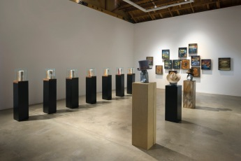 Edgar Arceneaux. Until, Until, Until… Photo Courtesy of Susanne Vielmetter Los Angeles Projects.