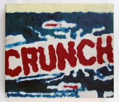 "Crunch encaustic on wood 11.5"" x 13"" 2004. Don Procella. Everything Must Go. Noysky Projects. Photo Courtesy of Noysky Projects."