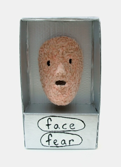 Face Fear. Don Procella. Everything Must Go. Noysky Projects. Photo Courtesy of Noysky Projects.