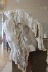 Rodin/Kiefer; Musée Rodin, Paris. Photo Credit Gary Brewer.