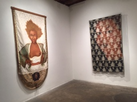 Lezley Saar. Gender Renaissance. Photo Courtesy of Walter Maciel Gallery.
