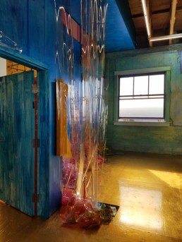 Kaloust Guedel. WALLS: The Quest For Immersive Space. Produce Haus. Photo Credit Jacqueline Bell Johnson.