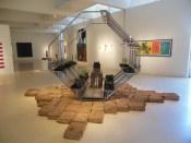 Beatriz Cortez & Rafa Esparza. Why Art Matters! Photo Courtesy of Torrance Art Museum.