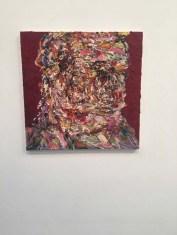 The Hallway. Vanessa Prager: Ultraviolet. Richard Heller Gallery, Santa Monica, CA. Photo Credit Amy Kaeser.