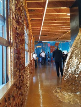 Zadik Zadikian. WALLS: The Quest For Immersive Space. Photo Credit Jacqueline Bell Johnson.