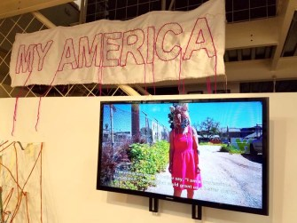 Diane Williams. My America. Shoebox Projects. Photo Credit Kristine Schomaker