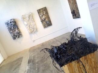 Steve Seleska. Uncharted Territory. ARK Gallery. Photo Credit Kristine Schomaker.