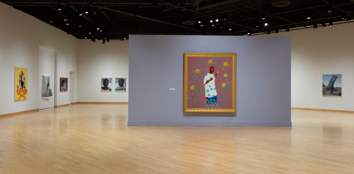 Face to Face: Los Angeles Collects Portraiture at CAAM – Art and Cake