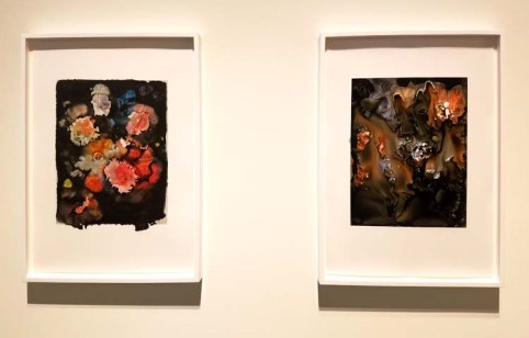 Joachim Schulz- Blumenstilleben: Flower Still Lifes at Von Lintel Gallery. Photo Credit Kristine Schomaker.