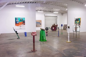 Jeff Lipschutz and Michael Lipschutz. Museum as Retail Space. Photo Courtesy of MaRS. Photo Credit Tomo Muscionico.
