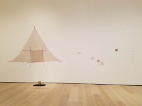 Marisa Merz: The Sky Is A Great Space. Hammer Museum. Photo Credit Kristine Schomaker.