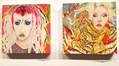 Jodi Bonassi. Cratedigger 2. Gabba Gallery. Photo Credit Kristine Schomaker.