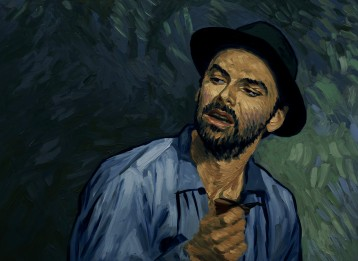 Boatman (Aidan Turner). Photo Courtesy of the Loving Vincent Production Team.