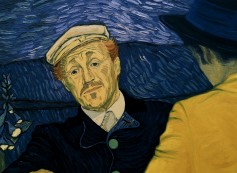 Dr Gachet (Jerome Flynn). Photo Courtesy of the Loving Vincent Production Team.