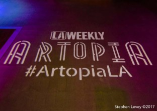 L.A. Weekly's Artopia. Photo Credit Stephen Levey