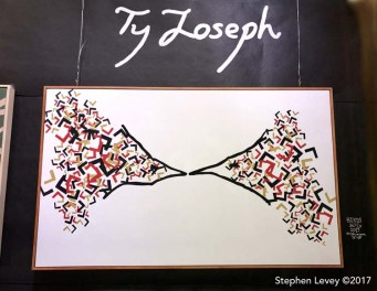 Ty Joseph. L.A. Weekly's Artopia. Photo Credit Stephen Levey