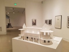 "Ken Ehrlich. California-Pacific Triennial, ""Building as Ever,"" curated by Cassandra Coblentz, at the Orange County Museum of Art, Newport Beach, California. Photo Credit Kristine Schomaker."