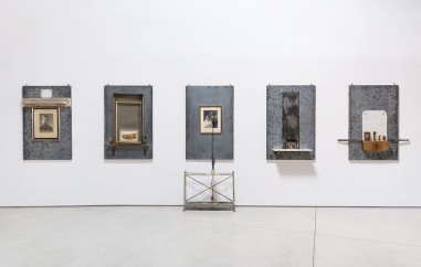 Edward and Nancy Kienholz' The Jungen and The Non War Memorial. Photo Courtesy of LA Louver.