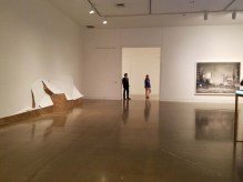 """Leyla Cardenas. California-Pacific Triennial, """"Building as Ever,"""" curated by Cassandra Coblentz, at the Orange County Museum of Art, Newport Beach, California. Photo Credit Kristine Schomaker."""