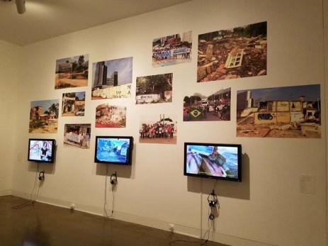 "Nancy Popp. California-Pacific Triennial, ""Building as Ever,"" curated by Cassandra Coblentz, at the Orange County Museum of Art, Newport Beach, California. Photo Credit Kristine Schomaker."