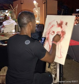 Zealy Buggs. Chocolate And Art Show Los Angeles - August 18 - 19. Photo credit Stephen Levey
