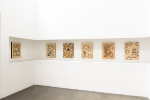 Mark Steven Greenfield: Mantras & Musings. Photo Courtesy of Lora Schlesinger Gallery.