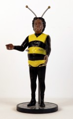 Bumble Bee. Linda Vallejo. Keepin' it Brown. Photo Courtesy of bG Gallery.
