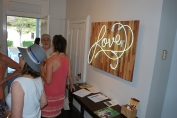 Article 16: Selected works by Lisa Schulte. Porch Gallery. Photos credit Jennifer Susan Jones