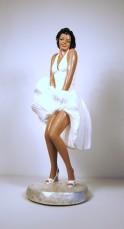 Marielena Viva. Linda Vallejo. Keepin' it Brown. Photo Courtesy of bG Gallery.