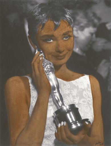 MEAM Aurora Hernandez. Linda Vallejo. Keepin' it Brown. Photo Courtesy of bG Gallery.