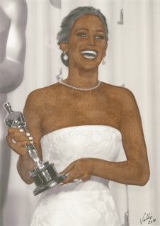MEAM Juanita Lorenzo. Linda Vallejo. Keepin' it Brown. Photo Courtesy of bG Gallery.