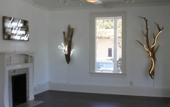 Article 16: Selected works by Lisa Schulte. Porch Gallery. Photos courtesy Porch Gallery