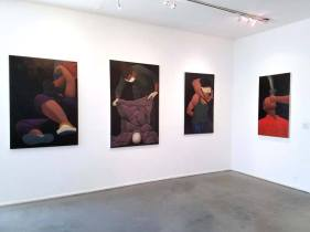 John Rosewall. Grip. Los Angeles Art Association/Gallery825. Photo Credit Kristine Schomaker