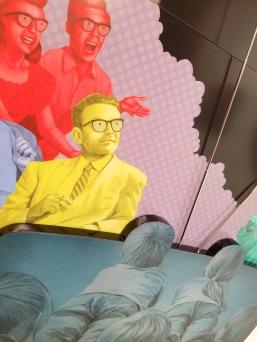 Robert Nelson. Pop-Surreal Playhouse. Artshare LA. Photo Credit Kristine Schomaker.