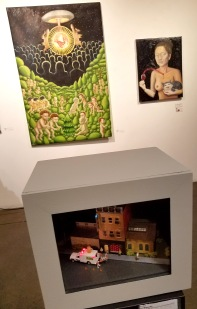 Pop-Surreal Playhouse. Artshare LA. Photo Credit Kristine Schomaker.