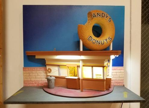 Tim Koch. Pop-Surreal Playhouse. Artshare LA. Photo Credit Kristine Schomaker.