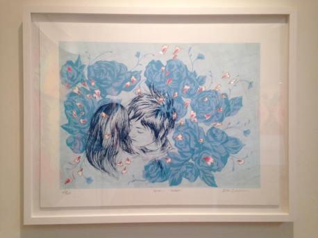 TANKAH: De las Tinieblas Hacia el Sol/From The Underworld To The Sun. McNish Gallery at Oxnard College. Photo credit Eve Wood