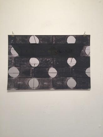 Carmen Argote. TANKAH: De las Tinieblas Hacia el Sol/From The Underworld To The Sun. McNish Gallery at Oxnard College. Photo credit Eve Wood