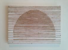 Claudia Parducci. TANKAH: De las Tinieblas Hacia el Sol/From The Underworld To The Sun. McNish Gallery at Oxnard College. Photo credit Eve Wood